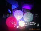 Ab022 12CM粒子球/梦幻七彩水晶球/梦幻水晶球 七彩小夜灯
