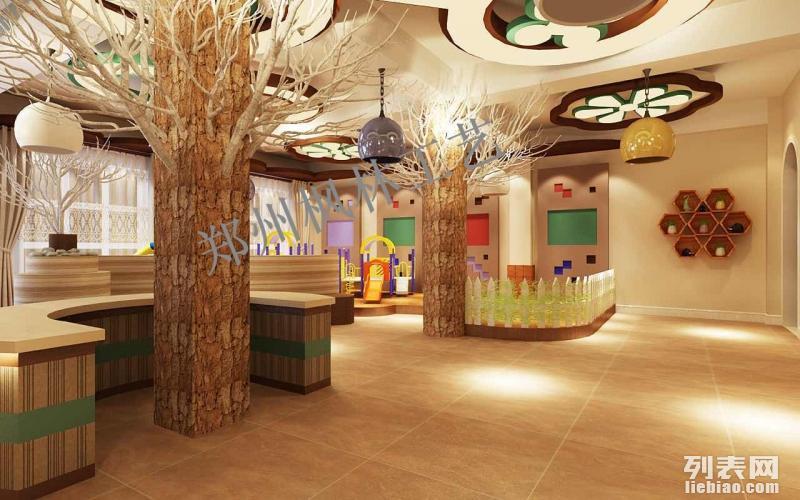 郑州厂家包柱子古榕树 黄金树 室内室外大小型假树厂家直销