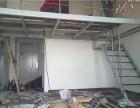 唐山市钢结构阁楼楼梯制作安装,彩钢房护栏制作