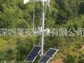 生态农园林场无线视频监控系统设备案例