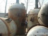 低价出售3吨不锈钢反应釜二手反应釜