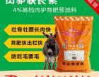 肉驴怎么喂上膘快驴饲料哪里有卖肉驴催肥剂育肥驴专用预混料