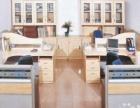 回收办公桌椅、员工屏风、沙发书柜、茶桌等办公家具