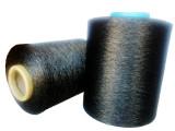 银纤维纱线 理疗美容手套功能纱线 导电纱线