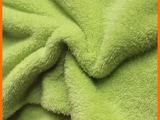 长期生产 舒棉绒复合面料 亮丝化纤舒棉绒 染色舒棉绒布料
