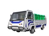 苏州益高电动车辆制造有限公司竭诚提供摆臂式垃圾车,尊享益高电