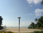三亚清水湾瀚海银滩 三房三卫加一娱乐房 离海边就400米