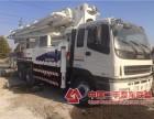 转中联重科47米2011年泵车,五十铃底盘泵车-二手泵车联盟