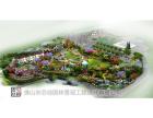 景观设计工程公司,佛山温泉农庄设计