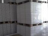 专业生产 双胶纸 双胶卡纸 高克重双胶 白卡 植绒原纸 金彩蝶