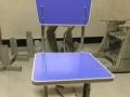加厚中小学生单人双人桌椅,可升降调节
