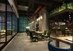 石家庄餐厅装修设计