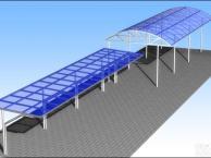 大兴停车棚阳光板大兴护栏阳光棚耐力板遮阳棚大兴车库入口阳光棚