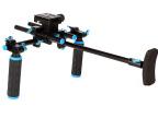 单反摄影器材配件  dv肩托架 肩扛肩托架稳定器 减震 现货批发