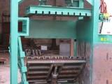 四川地区废纸箱打包机自动翻包速度快 鸿运制造
