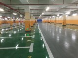 惠州停车位划线 惠州环氧地坪 惠州工业区划线 惠州公路划线