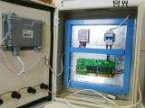 PLC太阳能控制柜