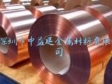 进口紫铜板C101可加工c101铜价格 广东深圳铜合金厂家