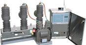 厂家直销 户外 高压智能真空断路器ZW32-12M 永磁 真空断路器