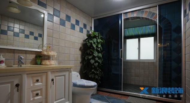 我家的卫浴墙就是比别家好看!