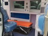 济南市医疗救护车转运病人 按公里收费