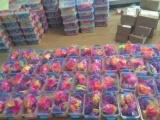 厂家批发 散装 桶装 动力沙 玩具沙 太