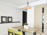 美式乡村Loft复古餐厅书房吊灯创意酒吧台灯咖啡厅铝材单头吊灯具