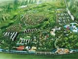 现代农业科技产业园总体规划 现代化厂区设计 企业大门设计