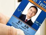 广东证卡打印机校园一卡通彩色人像证卡打印机