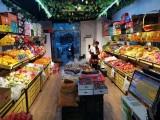 急转富人区聚集地小区门口生意好果蔬店