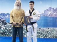 南通拥有正规韩国国际院修炼体系的跆拳道馆 天虎跆拳道