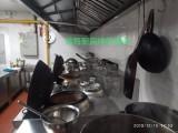 徐匯田林餐飲店廚房油煙機清洗風機維修