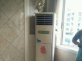 刚拆下的美的三匹空调,制冷制热极佳,搬家所以诚意出售。
