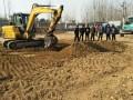聊城挖掘机叉车学校