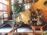 丰台繁华地段 高档复式装修 茶艺馆可办公
