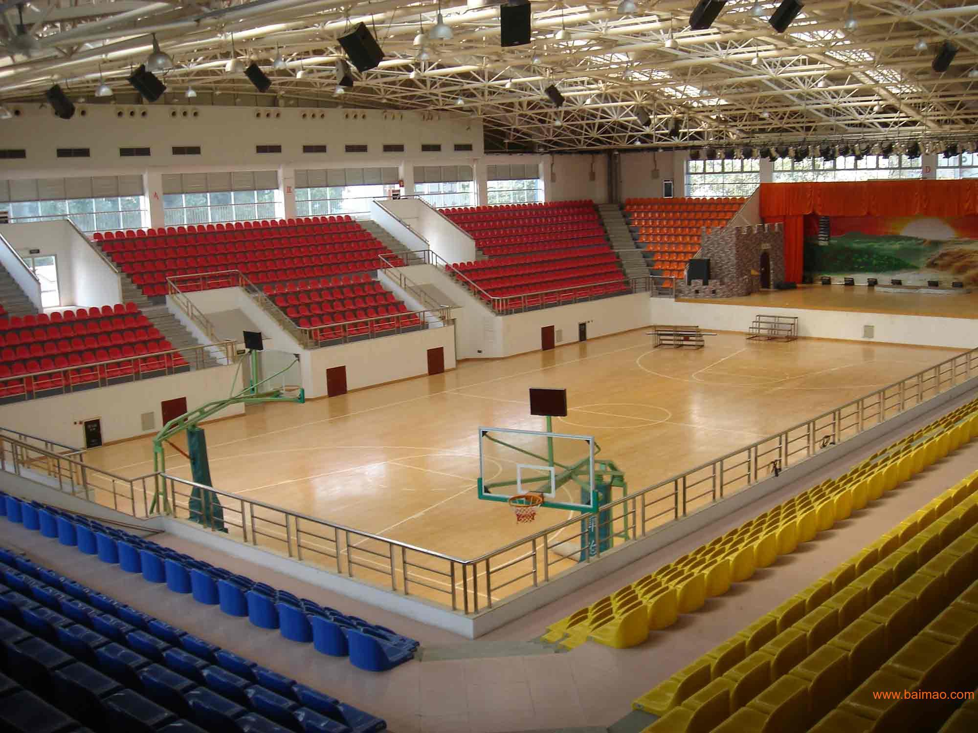 上海体育馆运动木地板面层地板的技术要求和检验方法
