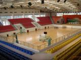 全国包工包料地板张家口篮球场木地板价格专业快速 /微信SX2