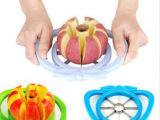 淘宝好货源大号苹果切果器批发 塑料苹果切 不锈钢苹果切 水果刀