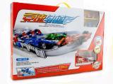 新品轨道玩具 多功能电动轨道赛车 F1赛车轨道玩具