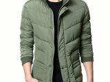 品牌男装加厚羽绒服男士韩版修身棉服立领冬装短款棉衣外套 清仓
