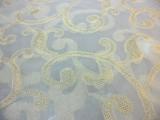 喜欢欧美风的欧根纱织花布有金色渐变效果吗薄料提花