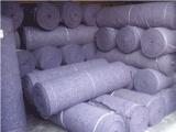 供应毛毡 针刺毛毡 吸油毛毡无纺布 大棚保温被毛毡无纺布厂批发
