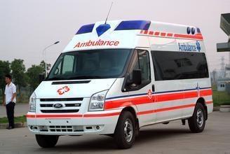 海口救护车长途出租 海口长途救护车出租 本地120专业接送