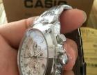 客户送的卡西欧手表低价转让。