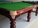 山西二手台球桌 山西较实惠二手品牌台球桌 星爵士台球桌器材