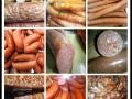 烤肠熏肠肉肠粉肠手掰肠焖子、熟食培训卤肉熏肉酱肉烧鸡八大碗