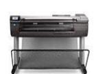惠普T520A0尺寸4色CAD打图机器