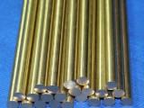 h59铜方棒圆棒 拉花铜棒 六角黄铜棒