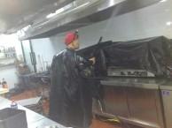郑州专业清洗饭店油烟机管道净化器油烟罩灶台