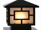 户外方形柱头灯围墙灯欧式大门别墅灯